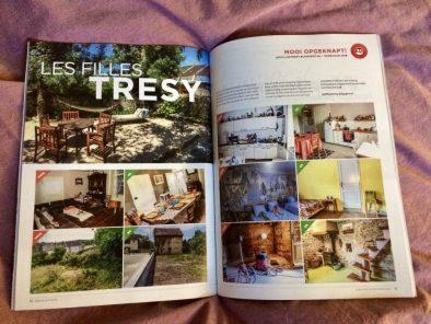 Publicatie in Maison en France