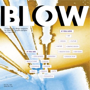 BLOW cover no 1